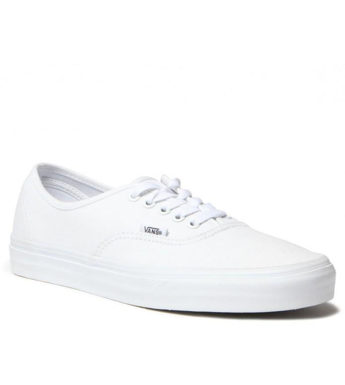 Vans Vans Shoes Authentic white true