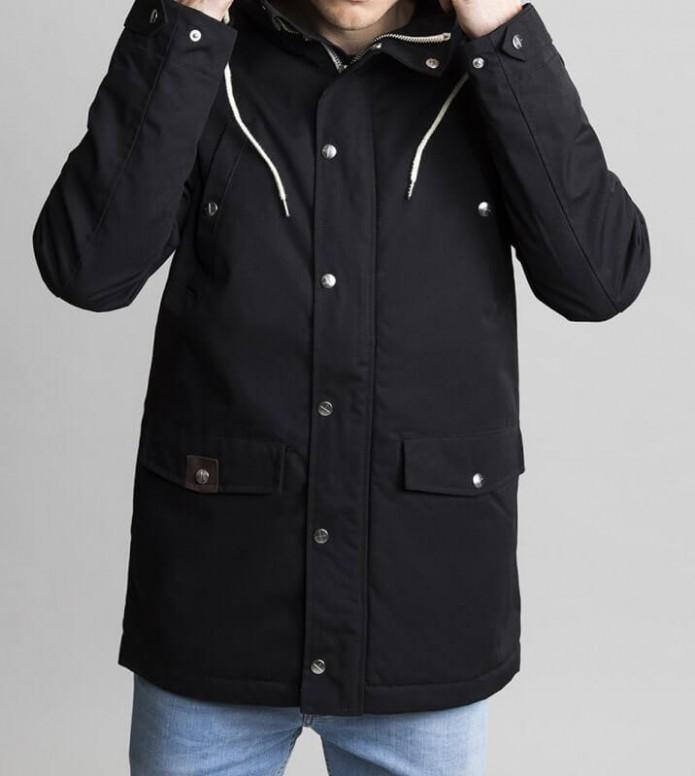 Revolution (RVLT) Revolution Winterjacket 7246 black