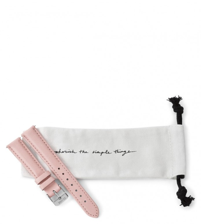 Cluse Cluse Strap Minuit pink/silver
