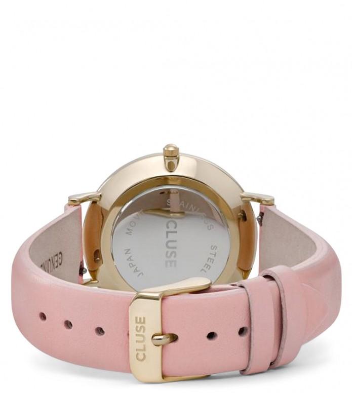 Cluse Cluse Watch La Boheme pink/white gold