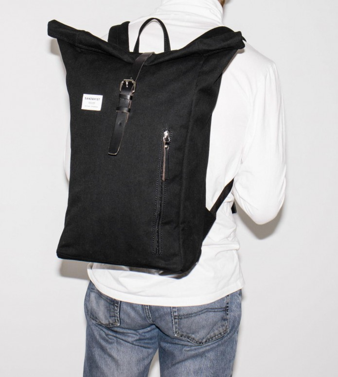 Sandqvist Sandqvist Backpack Dante black