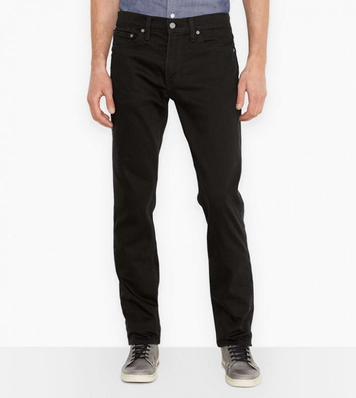Levis Levis Jeans 511 Slim Fit black nightshine