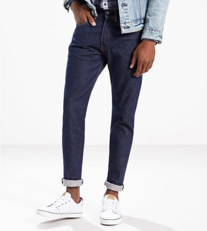 Levis Levis Jeans 501 Skinny blue noten