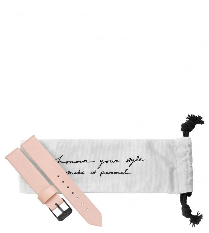 Cluse Cluse Strap Minuit pink nude/black