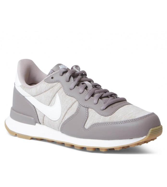 Nike Nike W Shoes Internationalist brown sepia stone/sail-sand