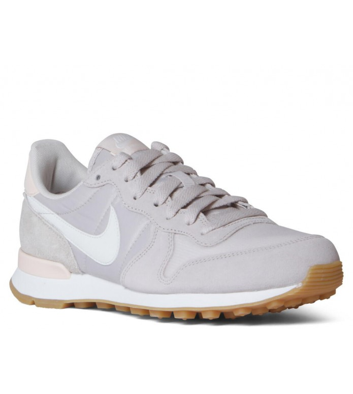 Nike Nike W Shoes Internationalist grey desert sand/summit white