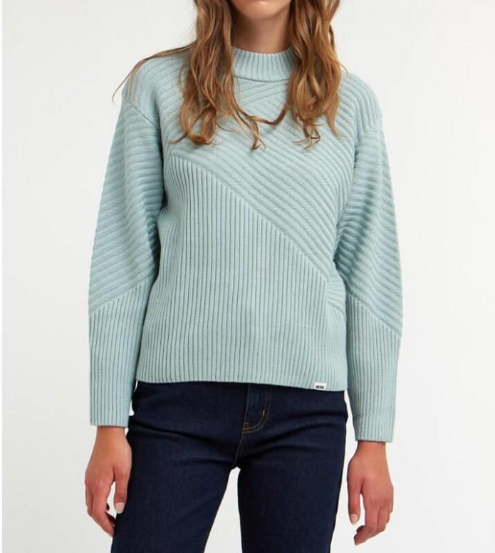 Wood Wood Wood Wood W Knit Pullover Adeline green mint