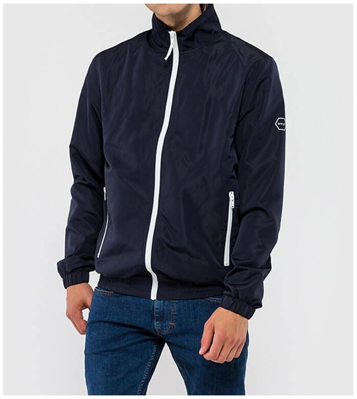 Revolution (RVLT) Revolution Jacket 7604 blue navy