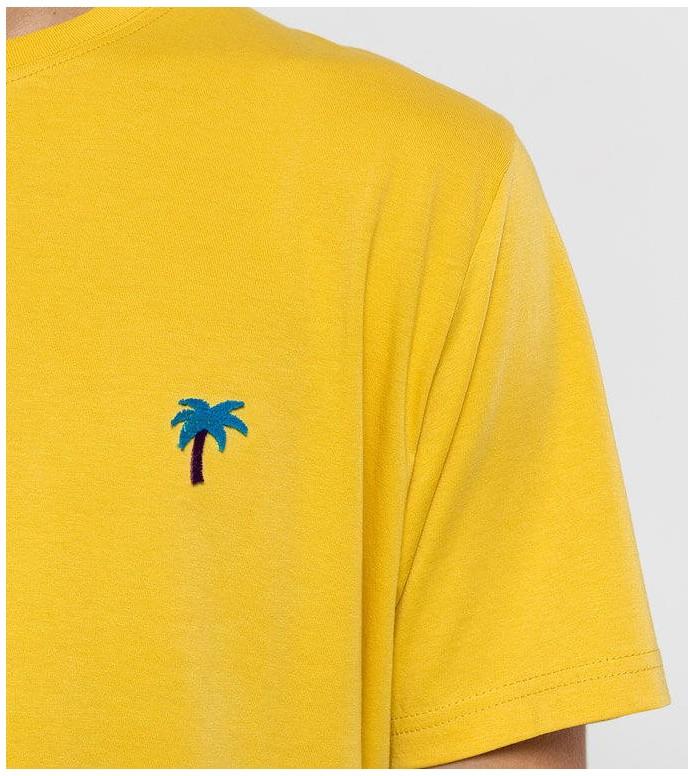 Revolution (RVLT) Revolution T-Shirt 1103 PAL yellow