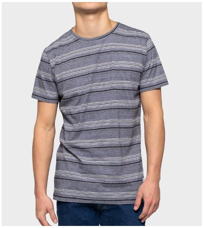 Revolution (RVLT) Revolution T-Shirt 1143 blue navy