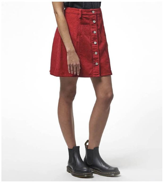 Wemoto Wemoto W Skirt Asja red