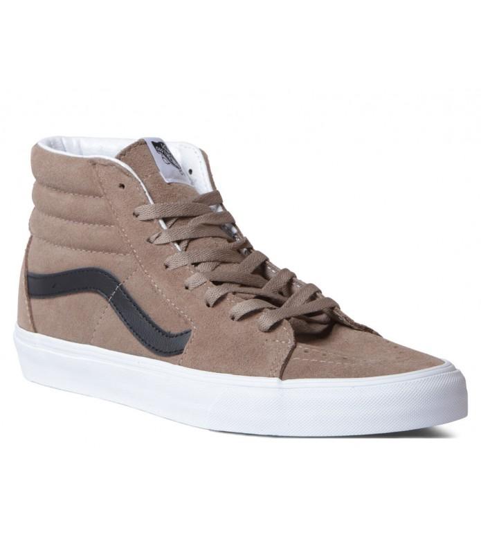 Vans Vans Shoes Sk8-Hi brown portabella/true white