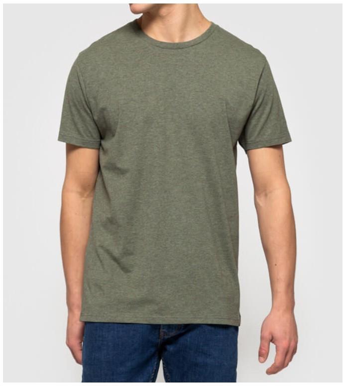 Revolution (RVLT) Revolution T-Shirt 1051 green army-melange