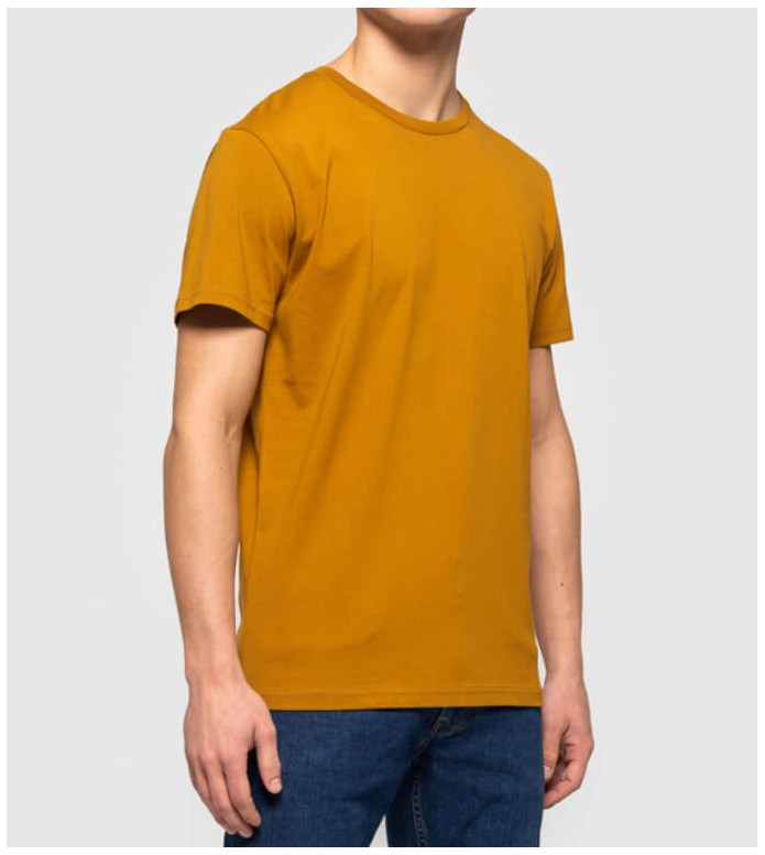 Revolution (RVLT) Revolution T-Shirt 1051 yellow