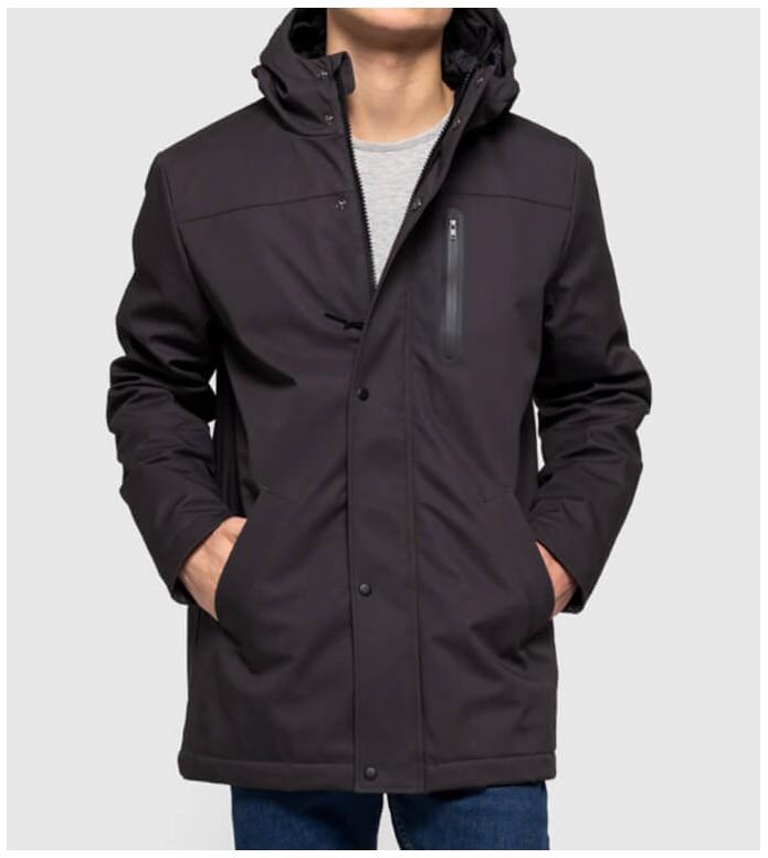 Revolution (RVLT) Revolution Winterjacket 7443 grey