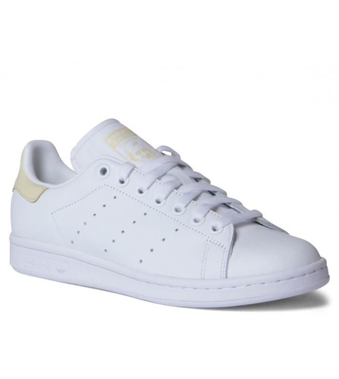 adidas Originals Adidas W Shoes Stan Smith white cloud/cloud white/easy yellow