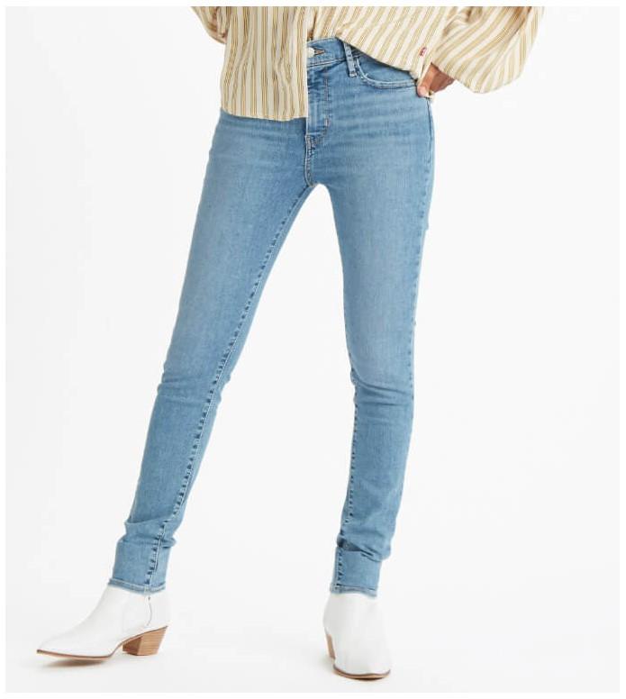Levis Levis W Shirt Margot beige annita stripe sandshell