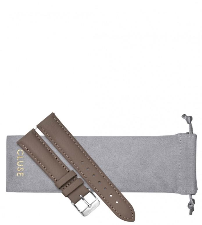 Cluse Cluse Strap La Boheme grey taupe/silver