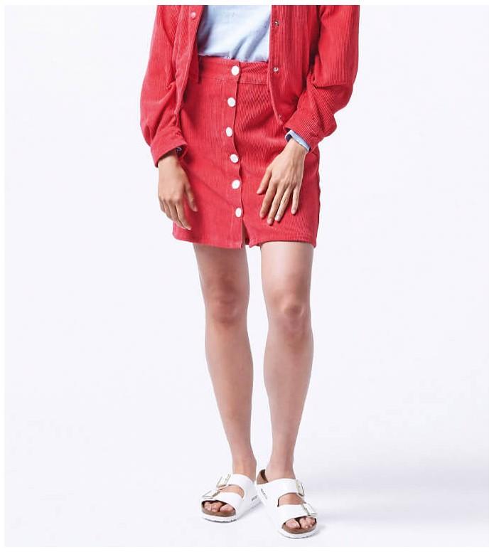 Wemoto Wemoto W Skirt Lexi red
