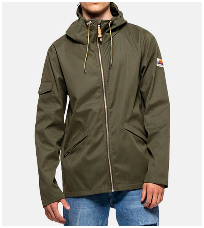 Revolution (RVLT) Revolution Jacket 7681 green army