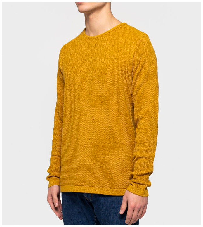 Revolution (RVLT) Revolution Knit Pullover 6005 yellow light