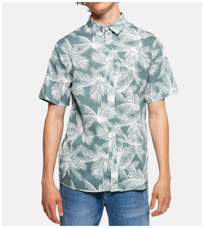 Revolution (RVLT) Revolution Shirt 3742 green