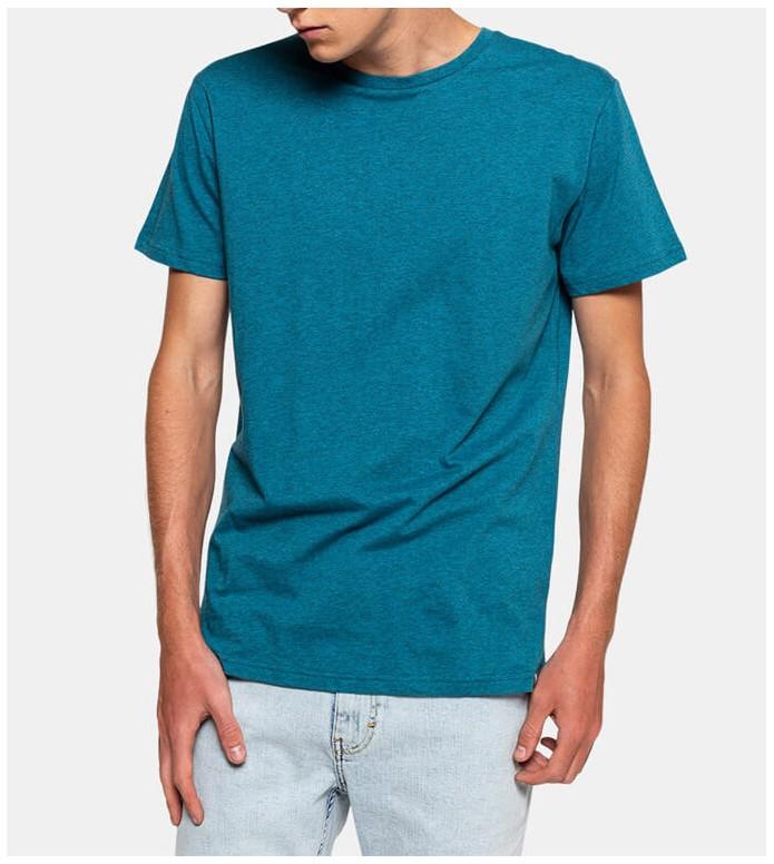 Revolution (RVLT) Revolution T-Shirt 1051 blue petrol-mel