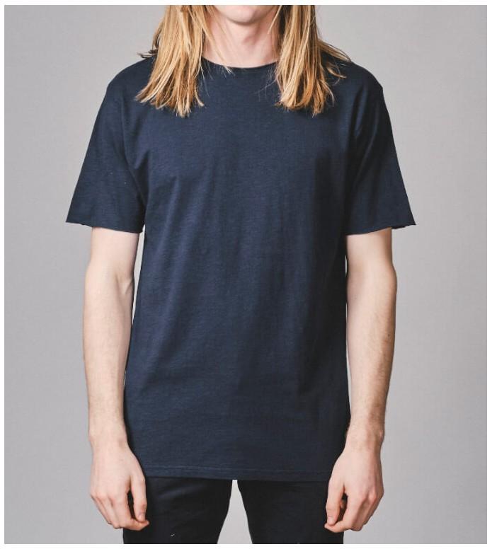 Klitmoller Collective Klitmoller T-Shirt Sigurd blue navy flame