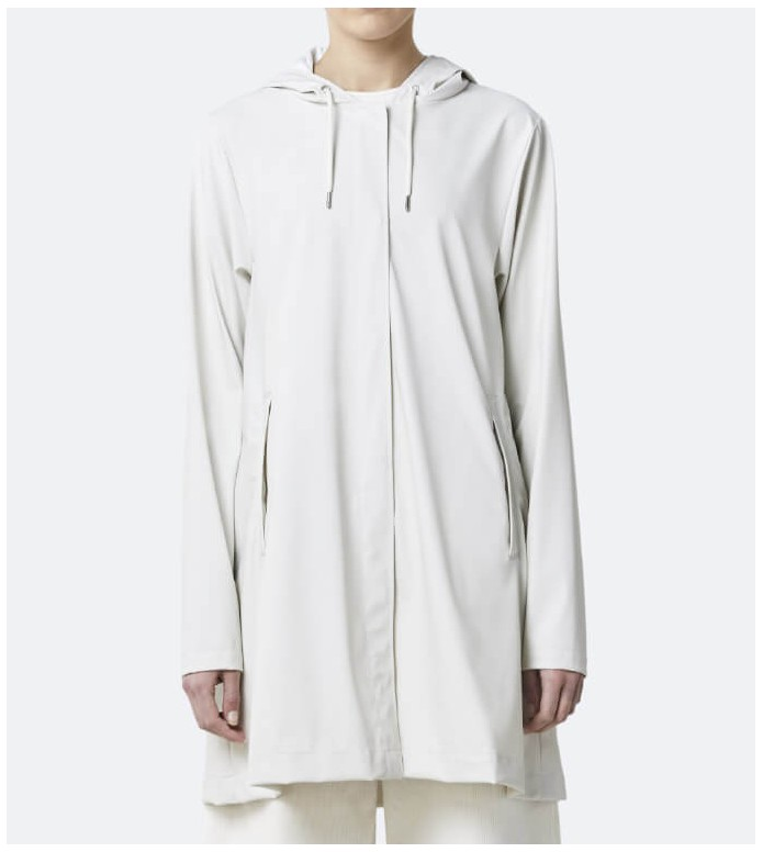 Rains Rains Rainjacket Aline white off