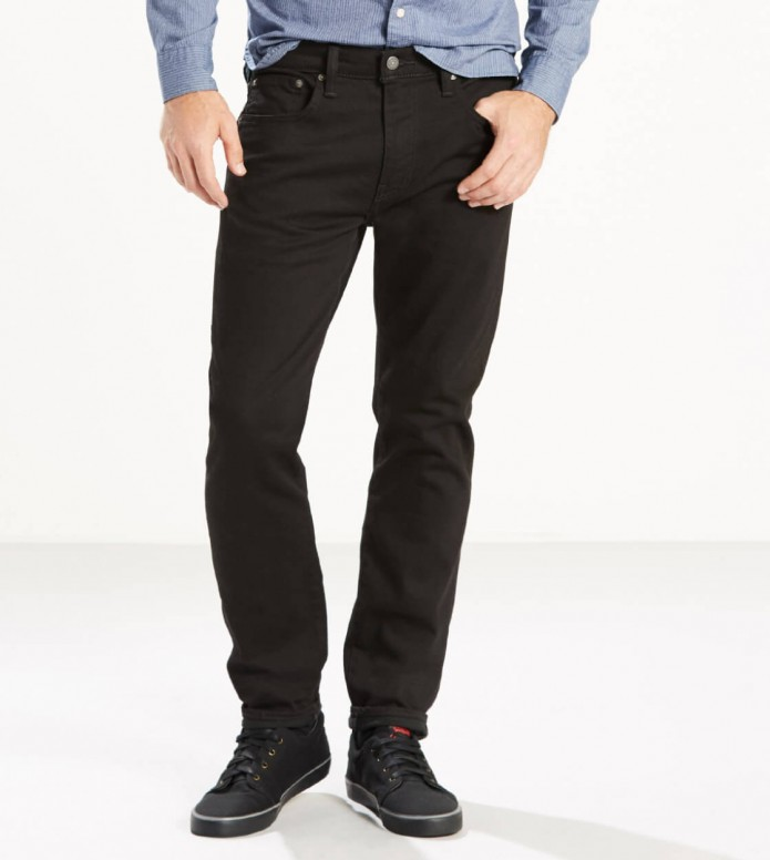 Levis Levis Jeans 502 Taper black
