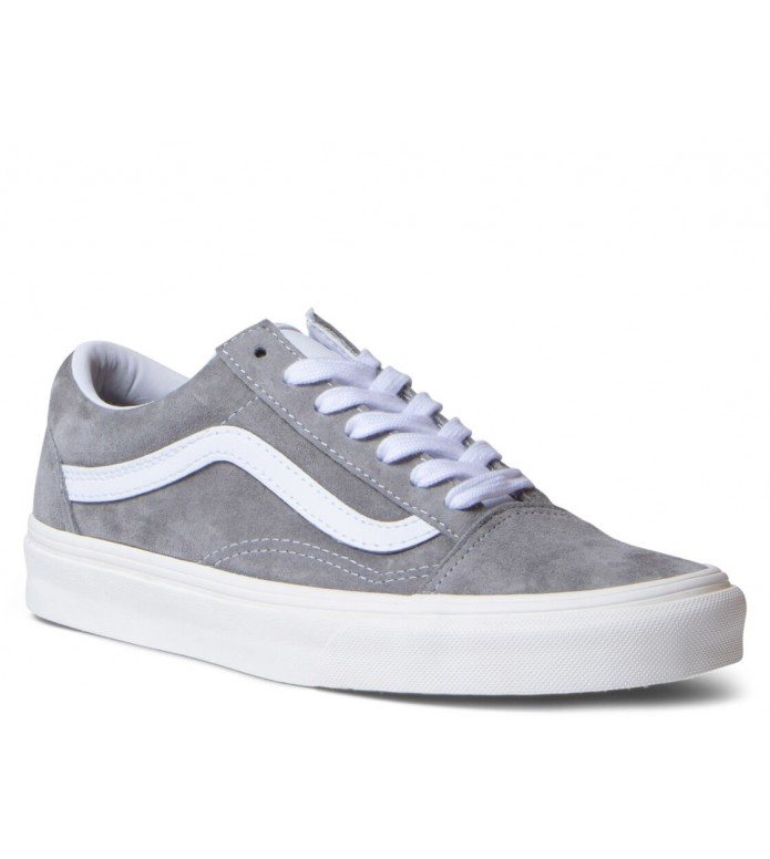 Vans Vans Shoes Old Skool grey drizzle/snow white