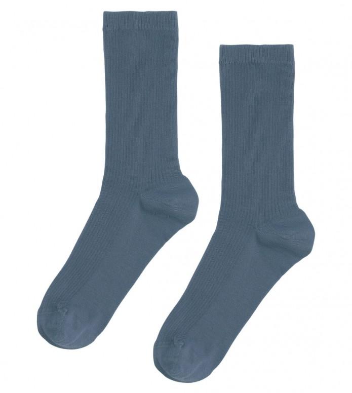 Colorful Standard Colorful Standard W Socks blue petrol