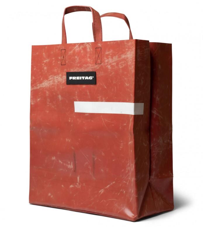 Freitag Freitag Bag Miami red/white