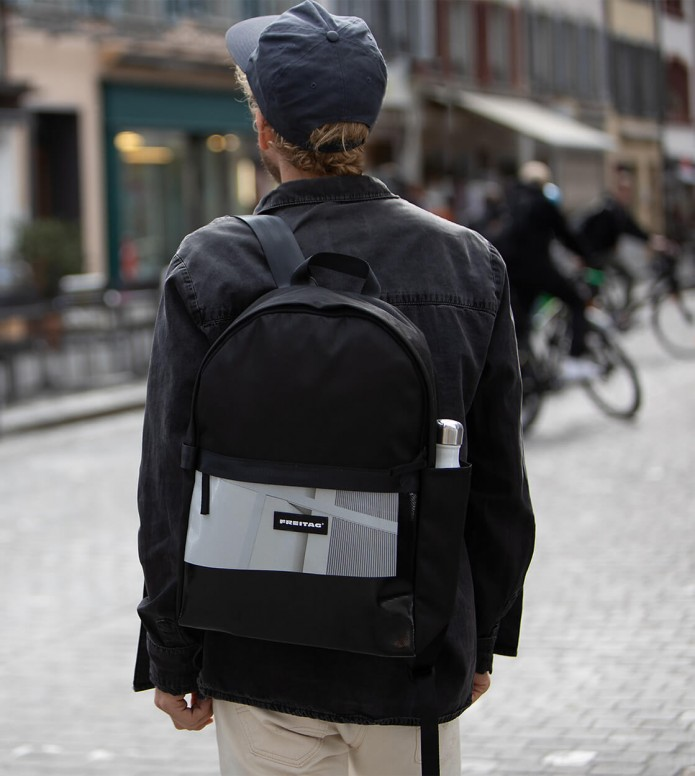 Freitag Freitag Backpack ToP Malcolm white