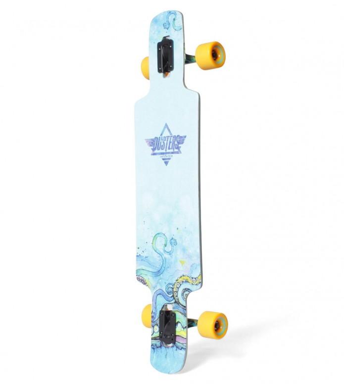 Dusters Dusters Longboard Kraken blue multi