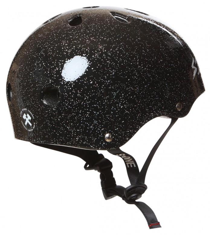 S1 S1 Helmet Lifer black glitter