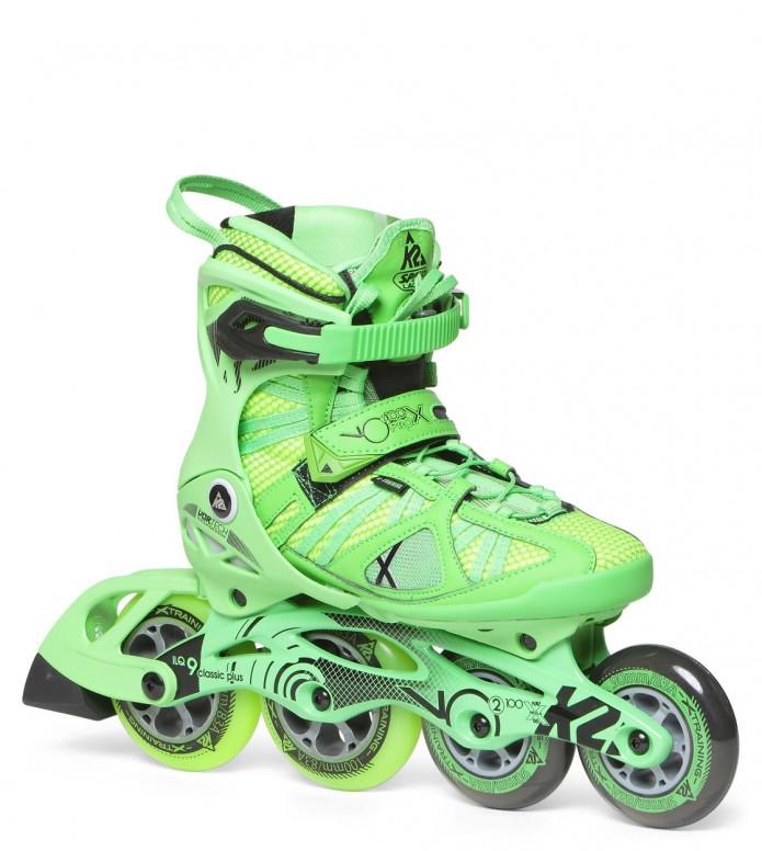 K2 K2 Vo2 100 X Pro green
