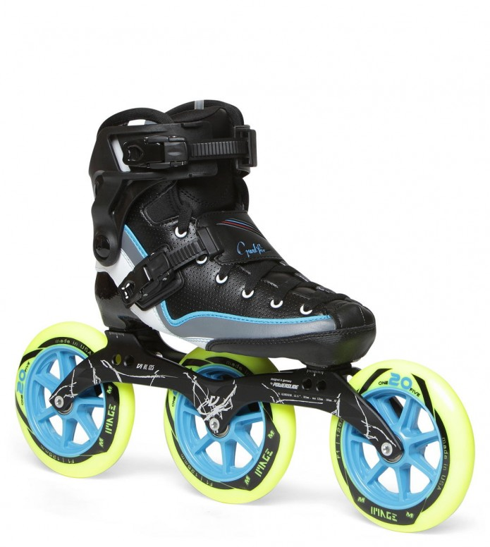 Powerslide Powerslide Powerskating Grand Prix II black