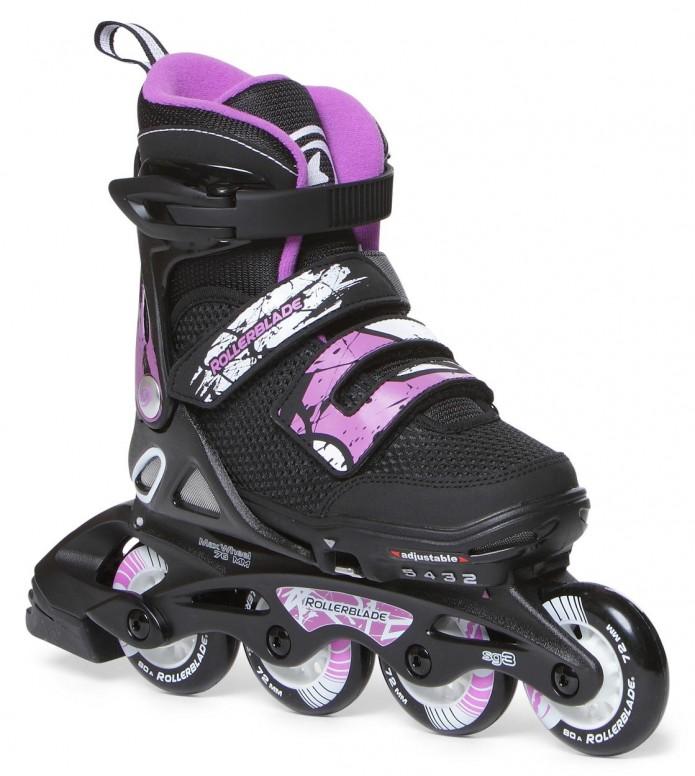 Rollerblade Rollerblade Kids Spitfire SL black/purple