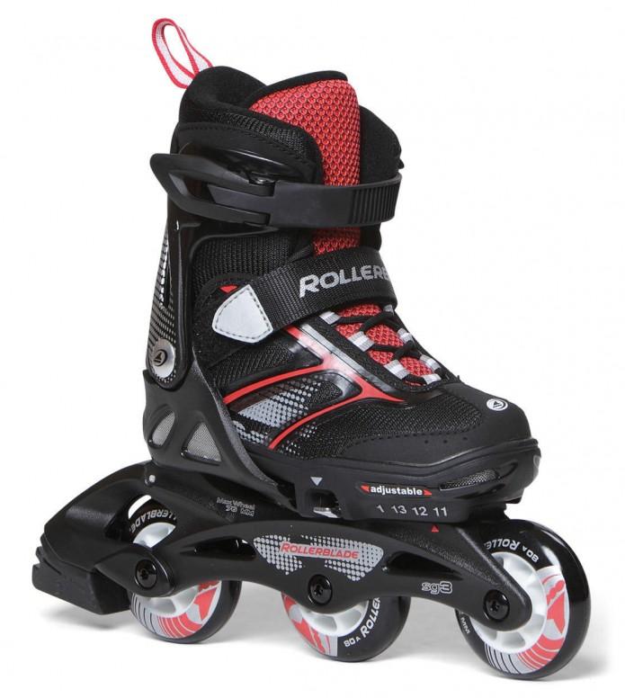 Rollerblade Rollerblade Kids Spitfire Combo black/red