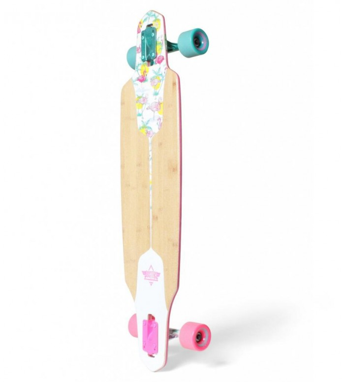 Dusters Dusters Longboard Channel multi flamingo
