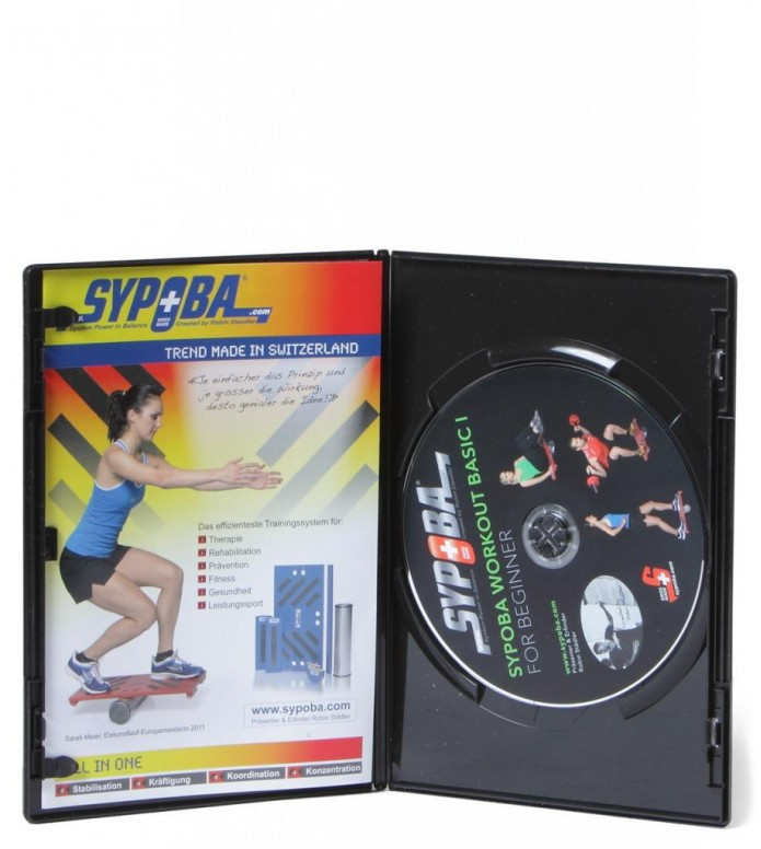 Sypoba Sypoba Workout DVD