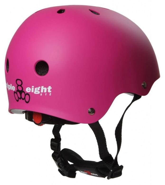 Triple 8 Triple 8 Helmet Lil 8 EPS Liner pink rubber