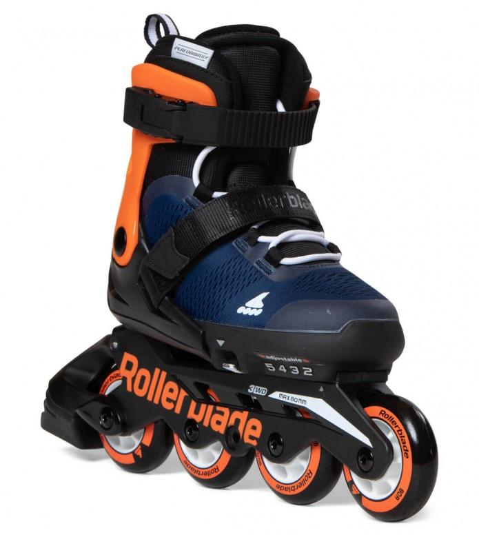Rollerblade Rollerblade Kids Microblade orange/black/blue