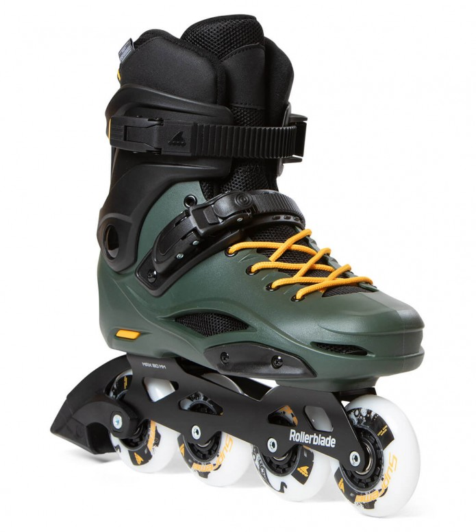 Rollerblade Rollerblade RB 80 Pro green/black/yellow