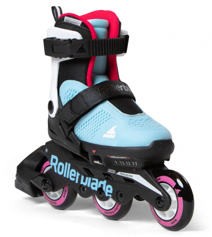 Rollerblade Rollerblade Kids Microblade Free 3WD  blue/black/white