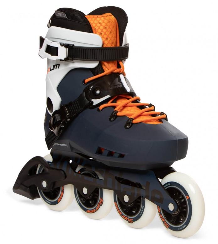 Rollerblade Rollerblade Maxxum Edge 90 blue/white/orange saphir