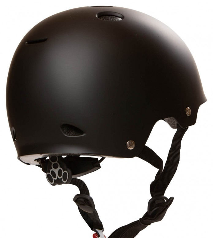 Triple 8 Triple 8 Helmet Gotham EPS Liner black rubber
