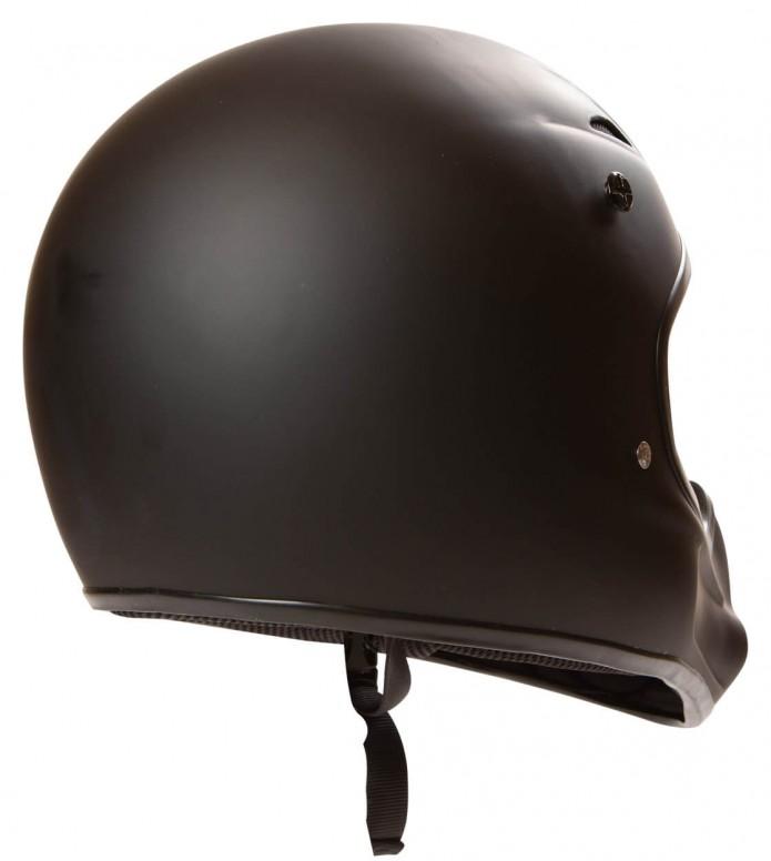 Triple 8 Triple 8 Helmet Invader black matte
