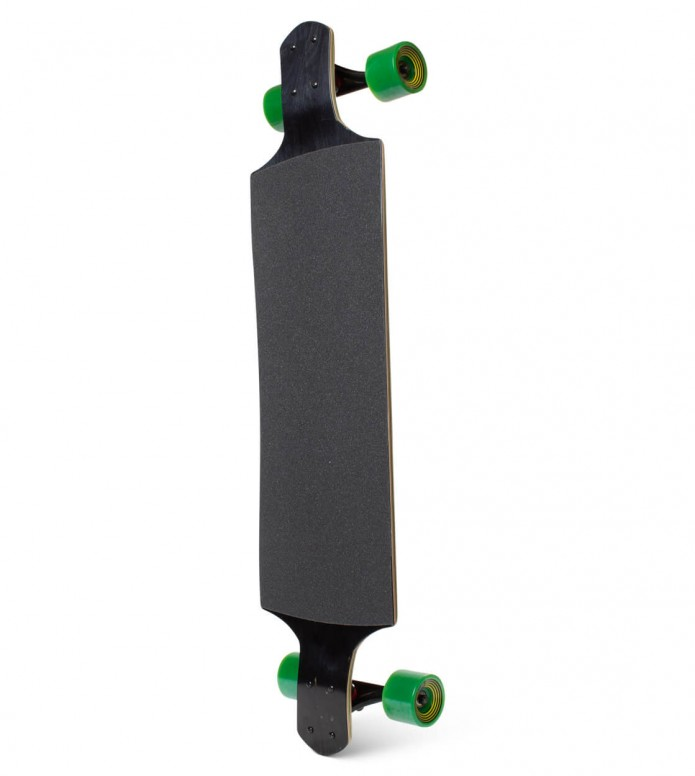 Santa Cruz Santa Cruz Longboad Glow Dot black/yellow
